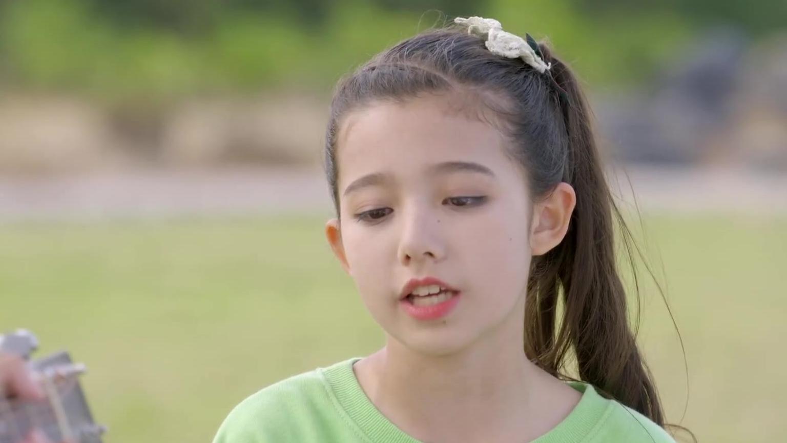 给大家看看法苏天女萌萌的素材原片吧(2)
