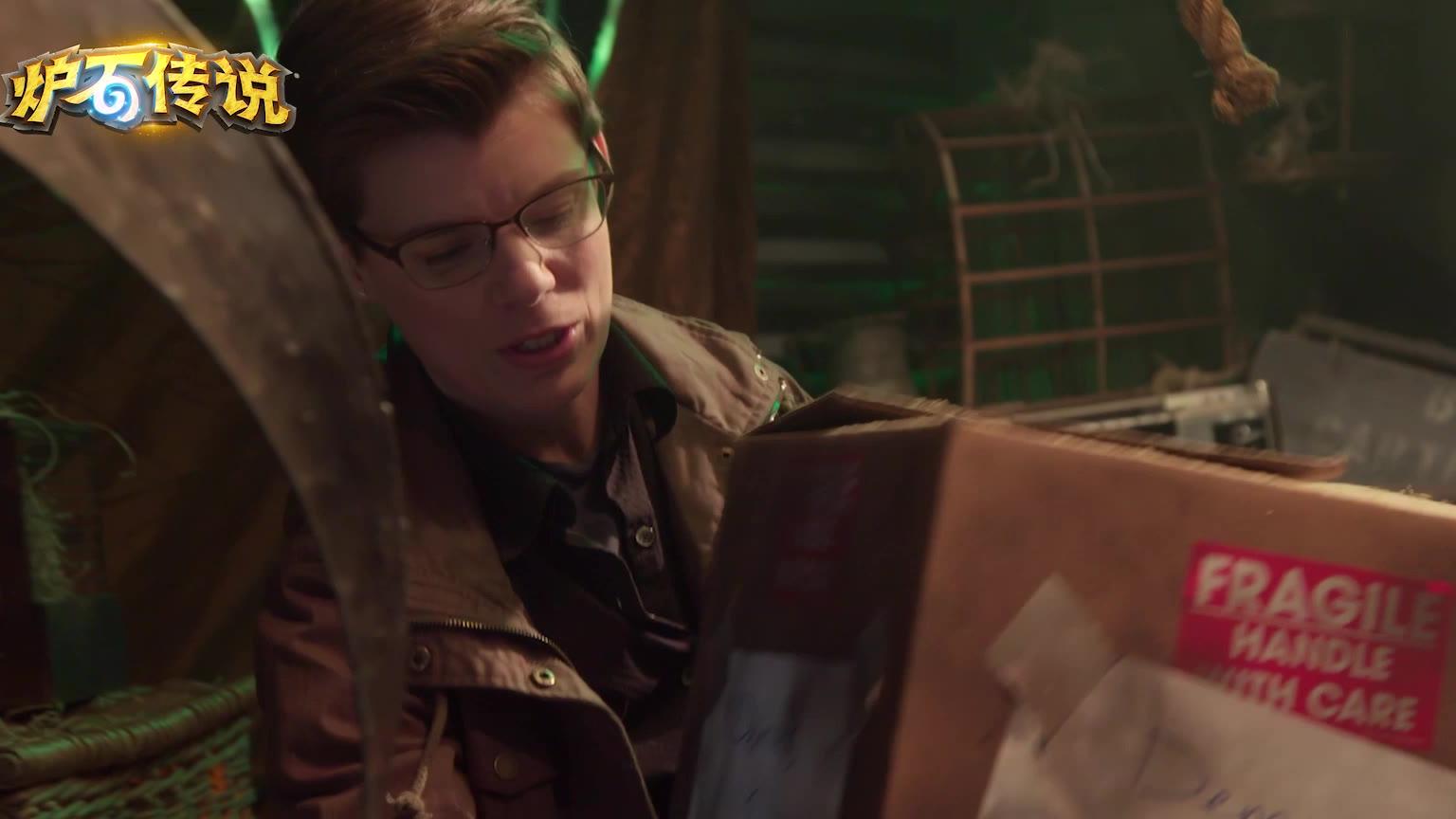 """揭秘《炉石传说》最新扩展包""""外域的灰烬"""""""