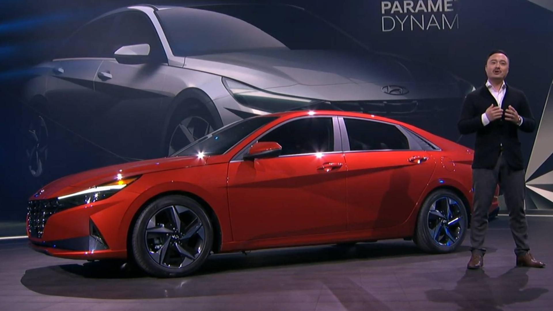 「汽车V报」全新现代伊兰特正式发布;新款起亚Picanto实车曝光-20200318