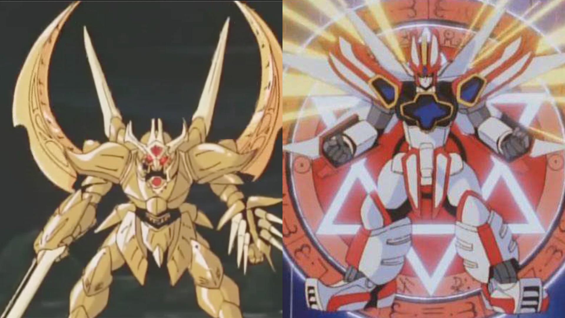黄金圣斗士vs魔动王究极体?回顾30年前的《魔动王OVA最后的魔法大战》