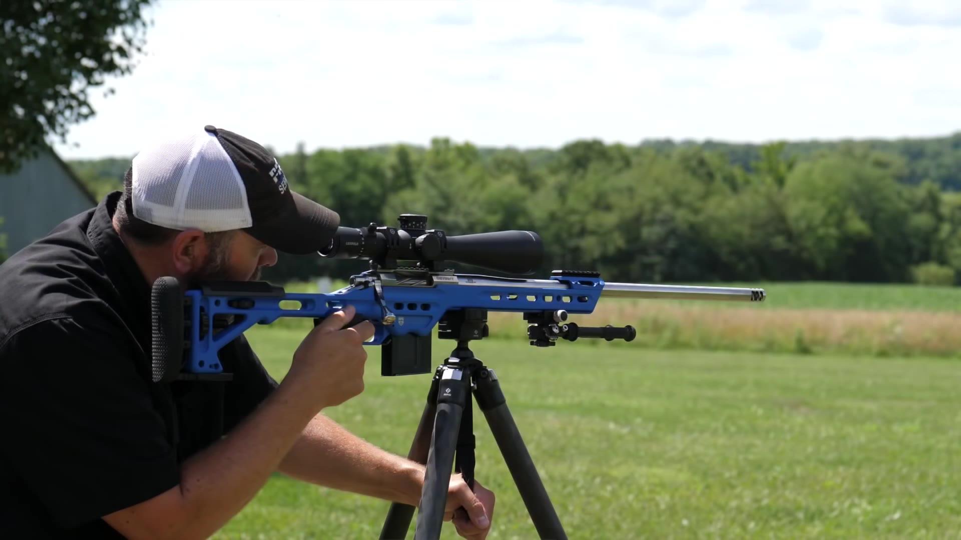 【生肉】实测!远距离射击最好的3款三脚架-Precision Rifle Network