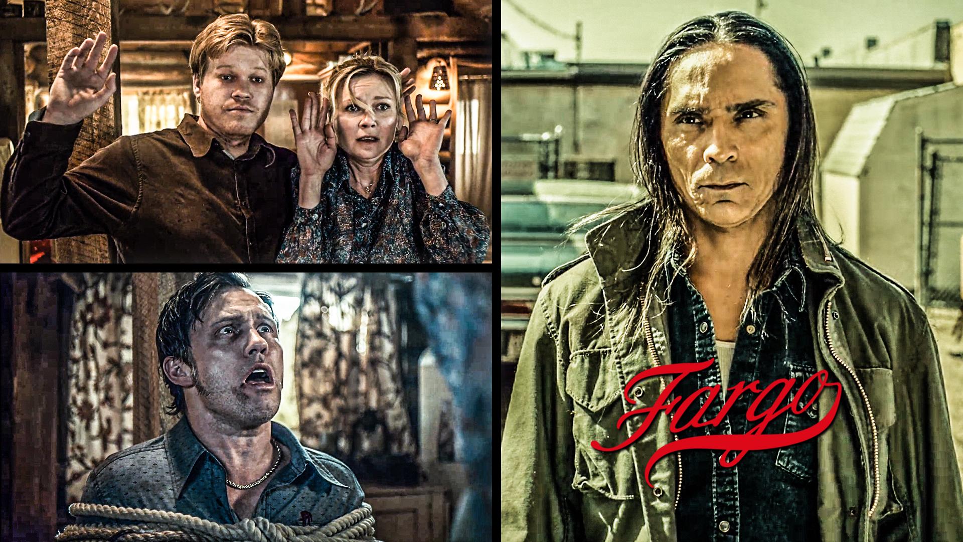 【墨菲】《冰血暴》第二季8期:印第安人嗜血追杀,艾德佩琪在劫难逃