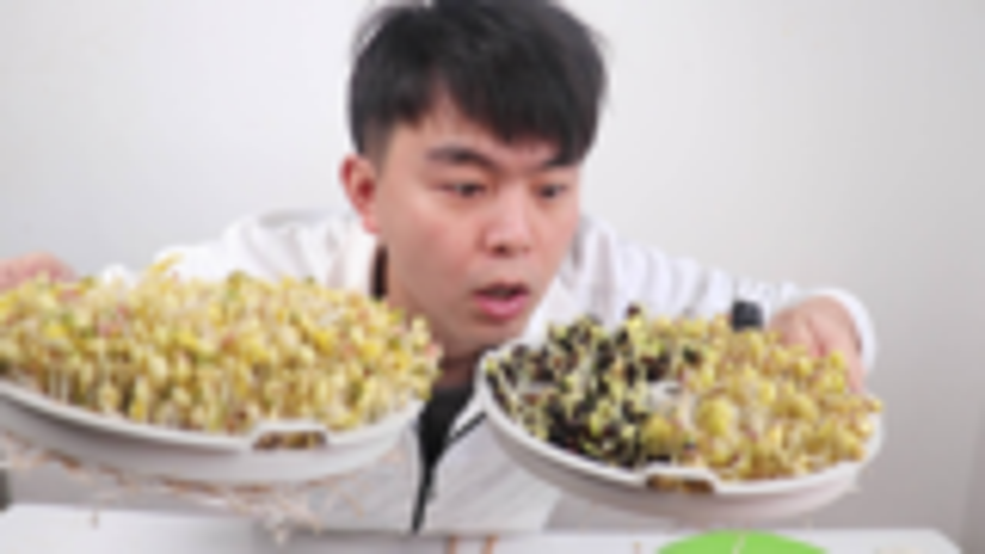 开箱119买的全自动豆芽机,耗时整整6天,终于吃到亲手种的豆芽