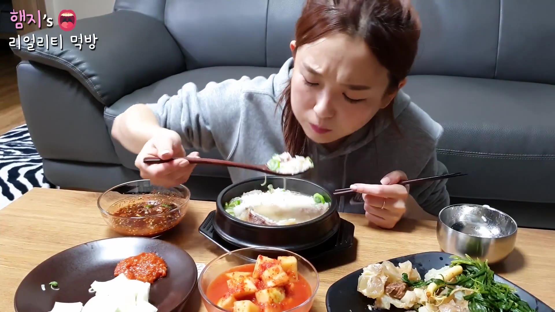 新 【Hamzy超清】 牛筋牛骨卤肉汤饭+烤吐司