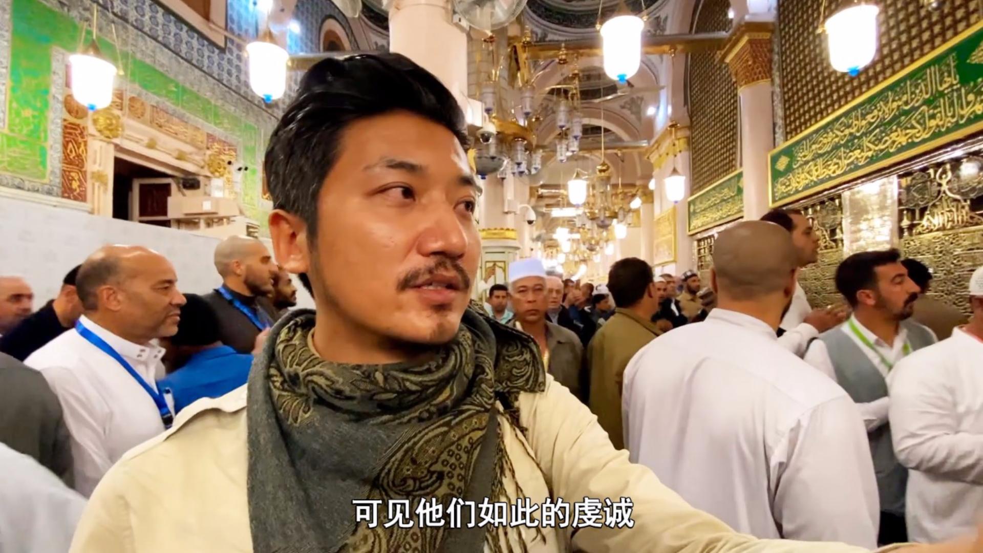 探秘沙特麦地那,被16亿人奉为圣地,世界第一座清真寺天天爆满