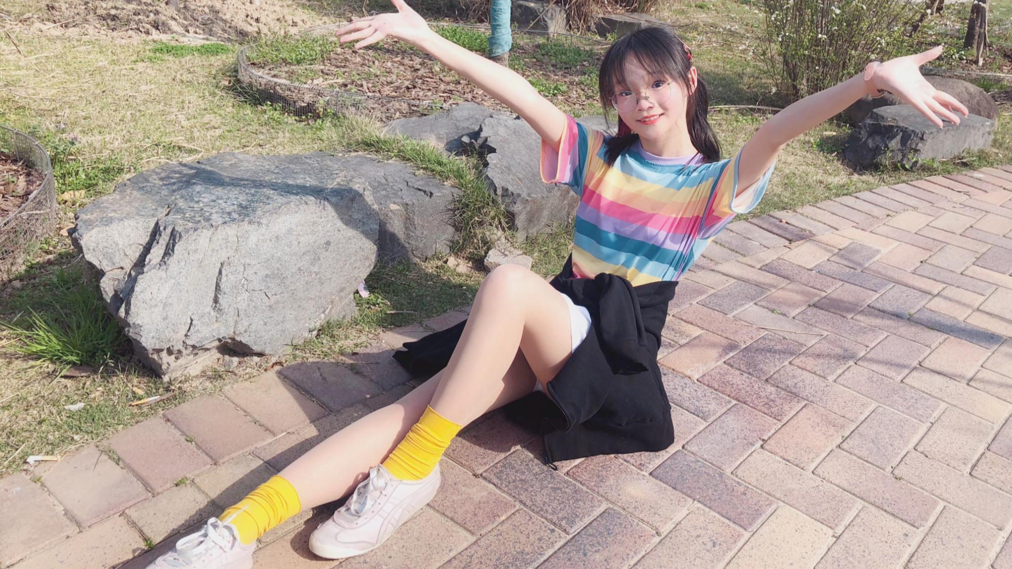【959】彩虹节拍(*^▽^*)这里是我的舞台♪