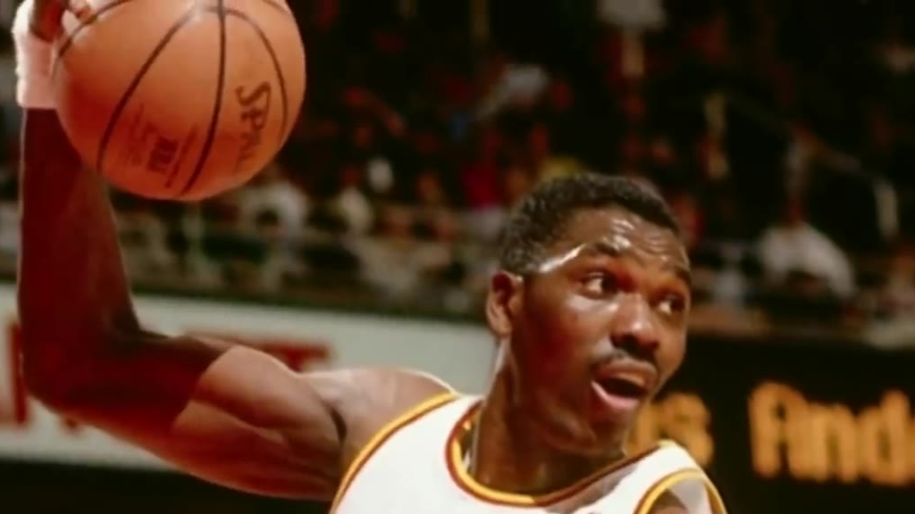 NBA传奇-永远成为最好【Hakeem Olajuwon】