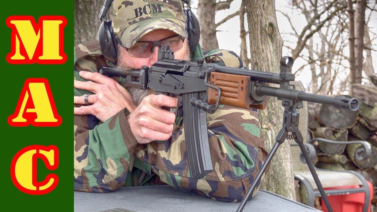 [MAC]加利尔ARM轻机枪