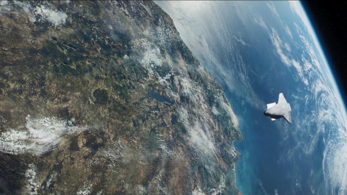 一亿制作成本的科幻片,从头到尾都是特效,全球票房达7亿美元!