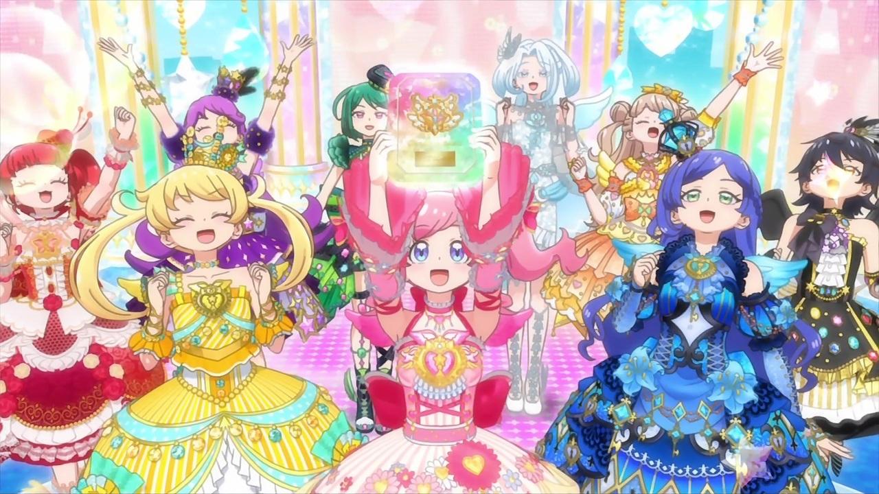 【美妙频道live】Jewel idol们的「钻石微笑」