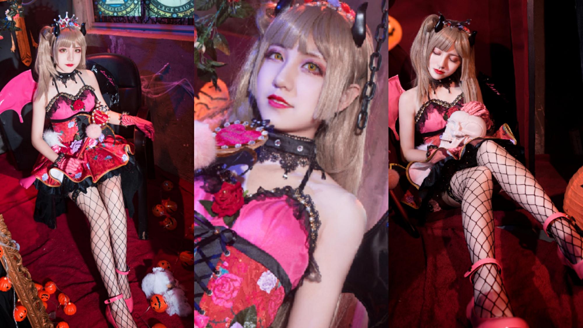 【槿墨】Happy Halloween