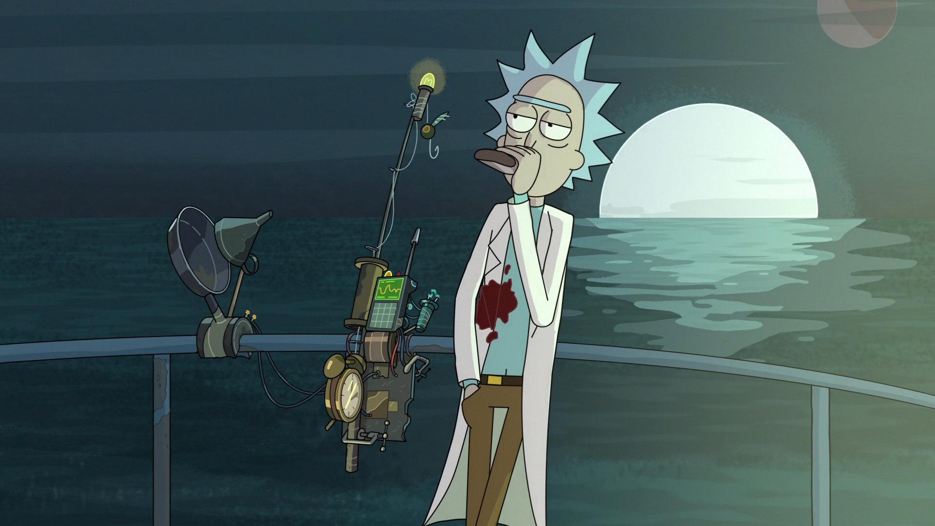 如果上帝死了,《瑞克和莫蒂》就是他的葬礼