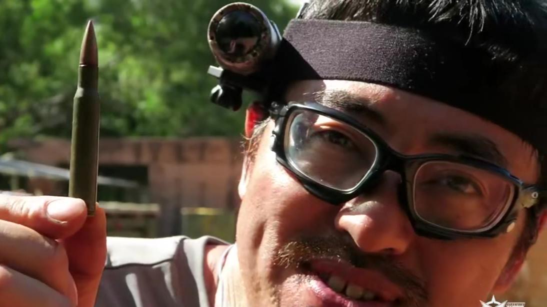 【日本壕堺大叔/个人翻译】叮!你听这美妙的声音!M1加兰德实弹射击!