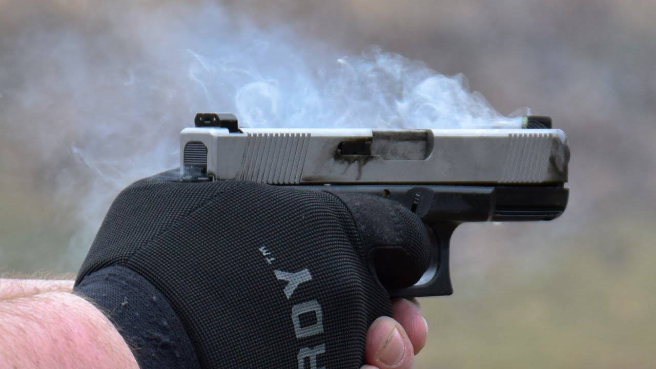 [VSO]格洛克19手枪20分钟1000发耐久测试
