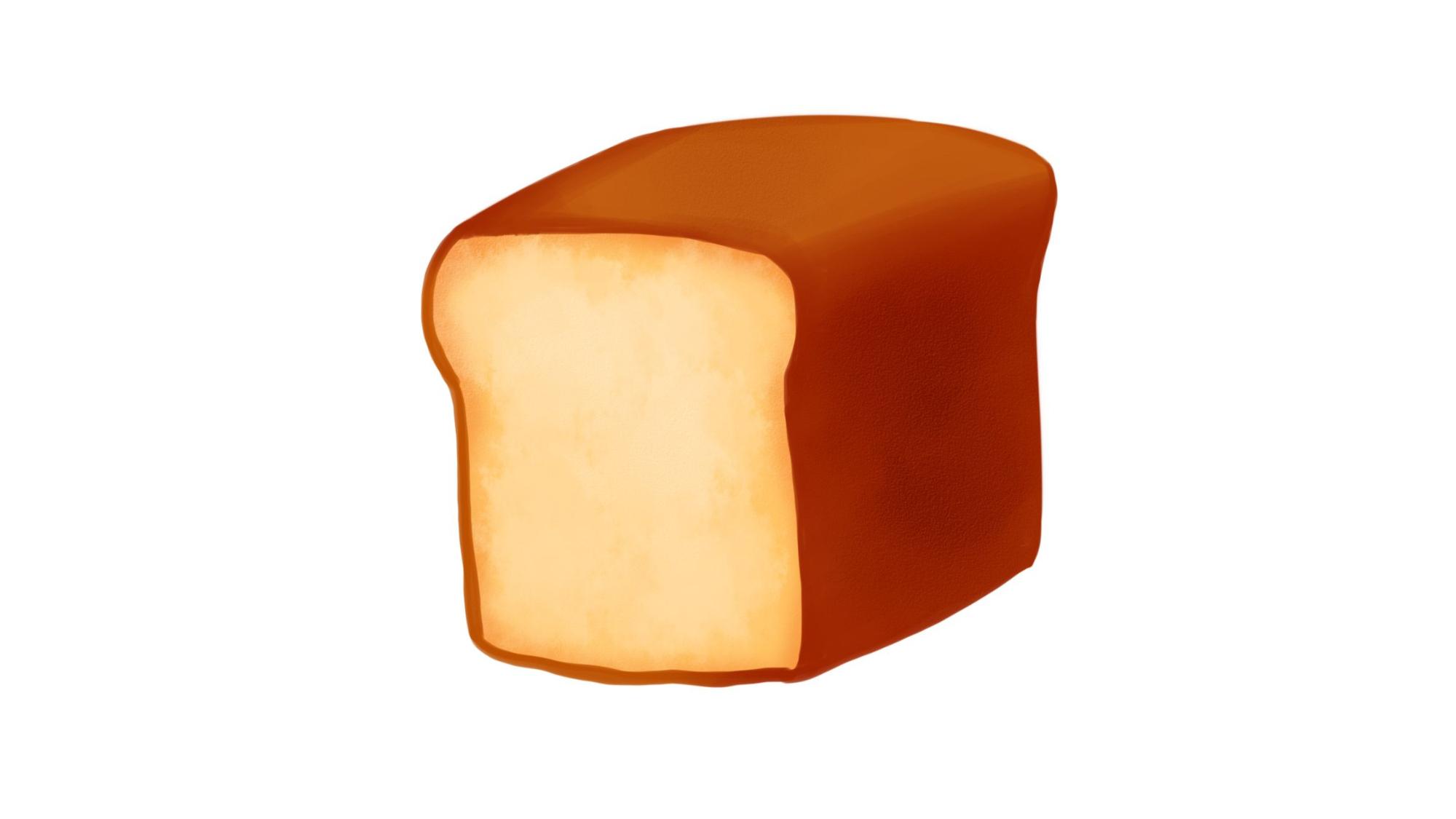 【warma日常】亲自下厨制作面包