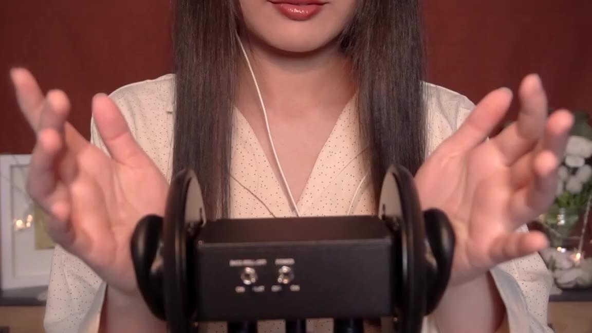 anima-舒服的耳部按摩~揉耳朵