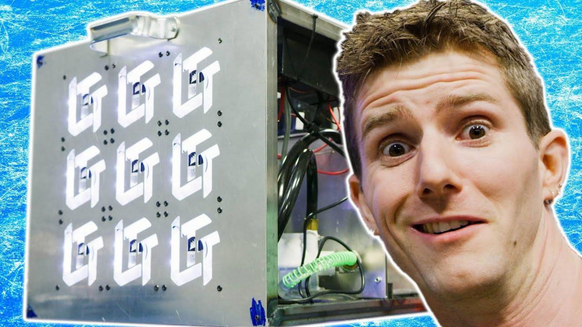 【官方双语】打造最强CPU散热!#linus谈科技