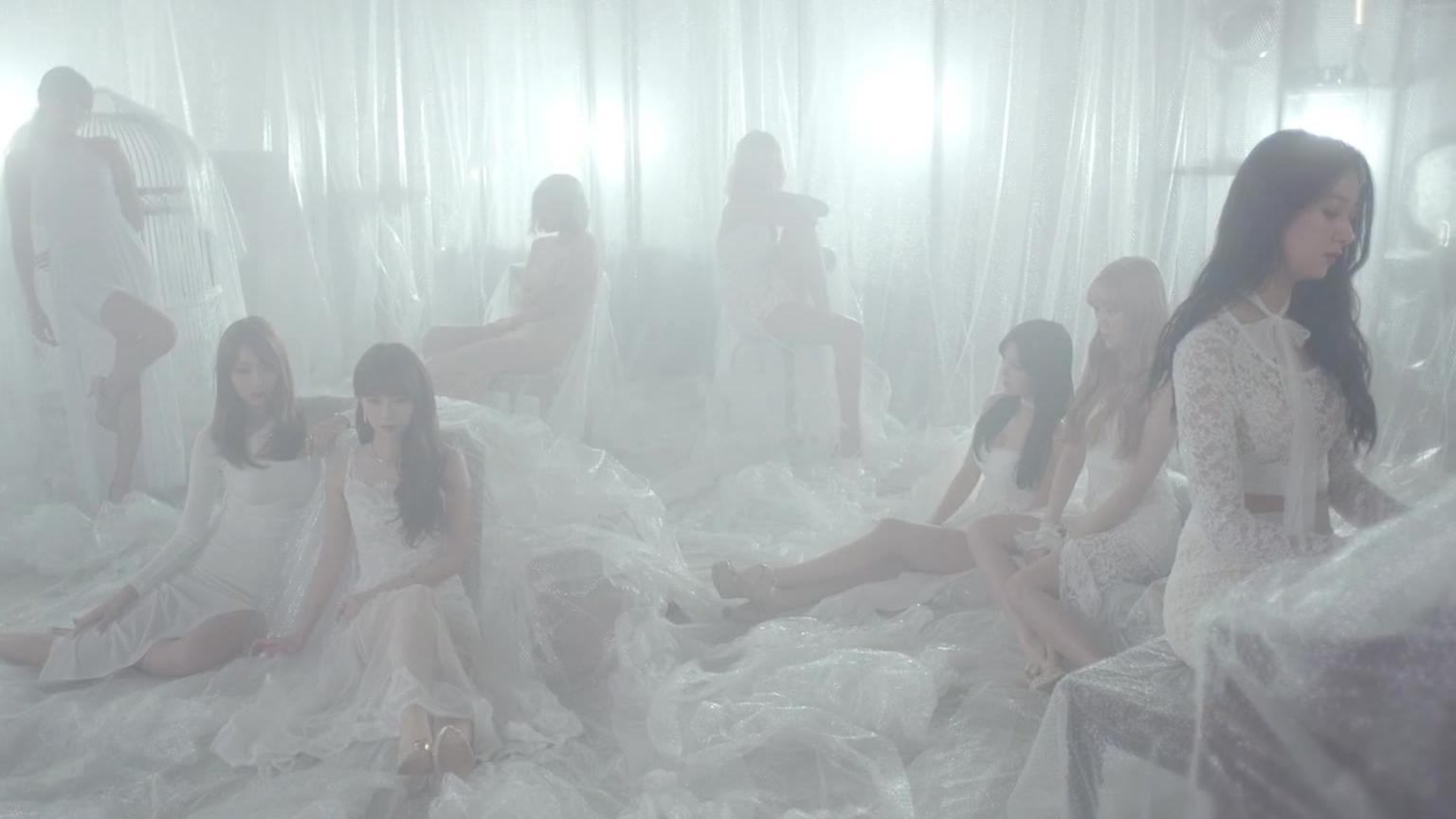 文艺复兴!Nine Muses - Sleepless Night 是怨妇风盛行的时代
