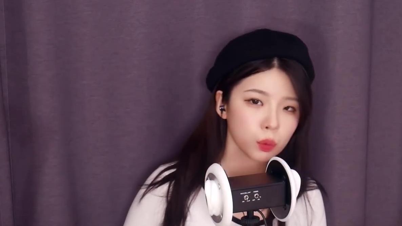 yeonchu-高质量亲吻声和快速的耳部清洁摩擦