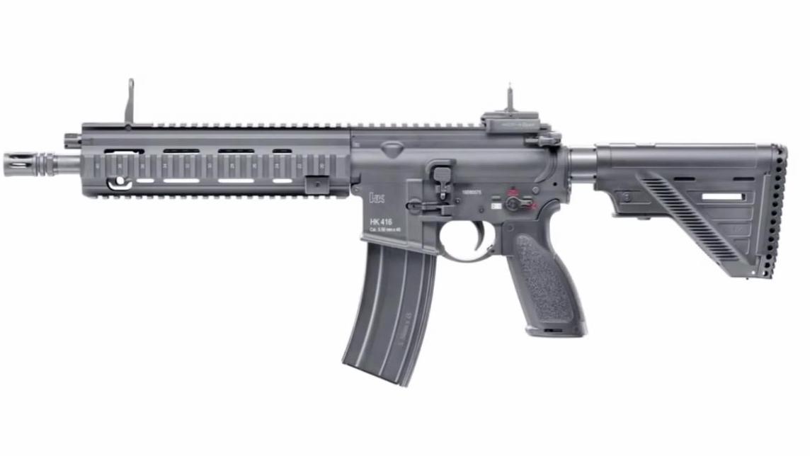 指挥官有我就够了—VFC HK416A5 GBBR评测
