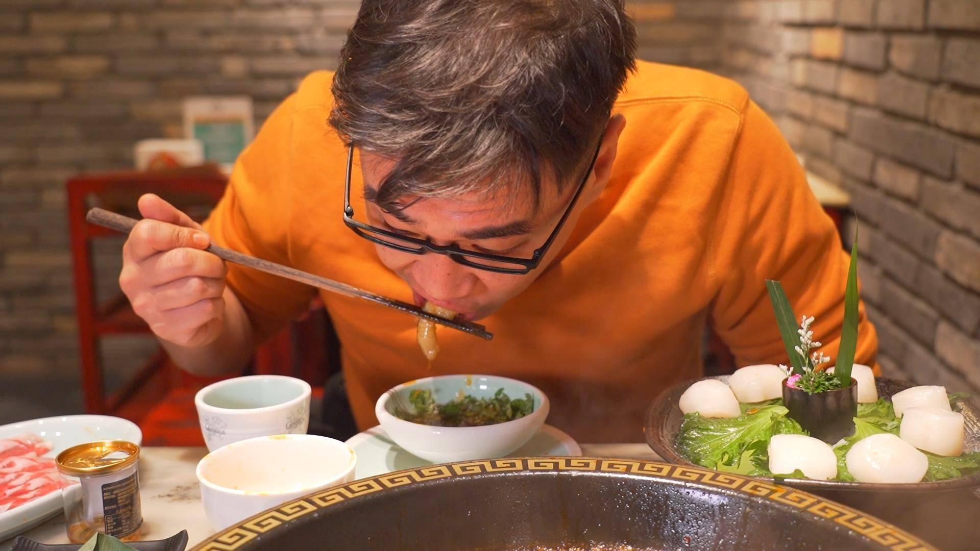如果你是一个麻辣火锅爱好者,请慎入!这条视频能把你馋死!
