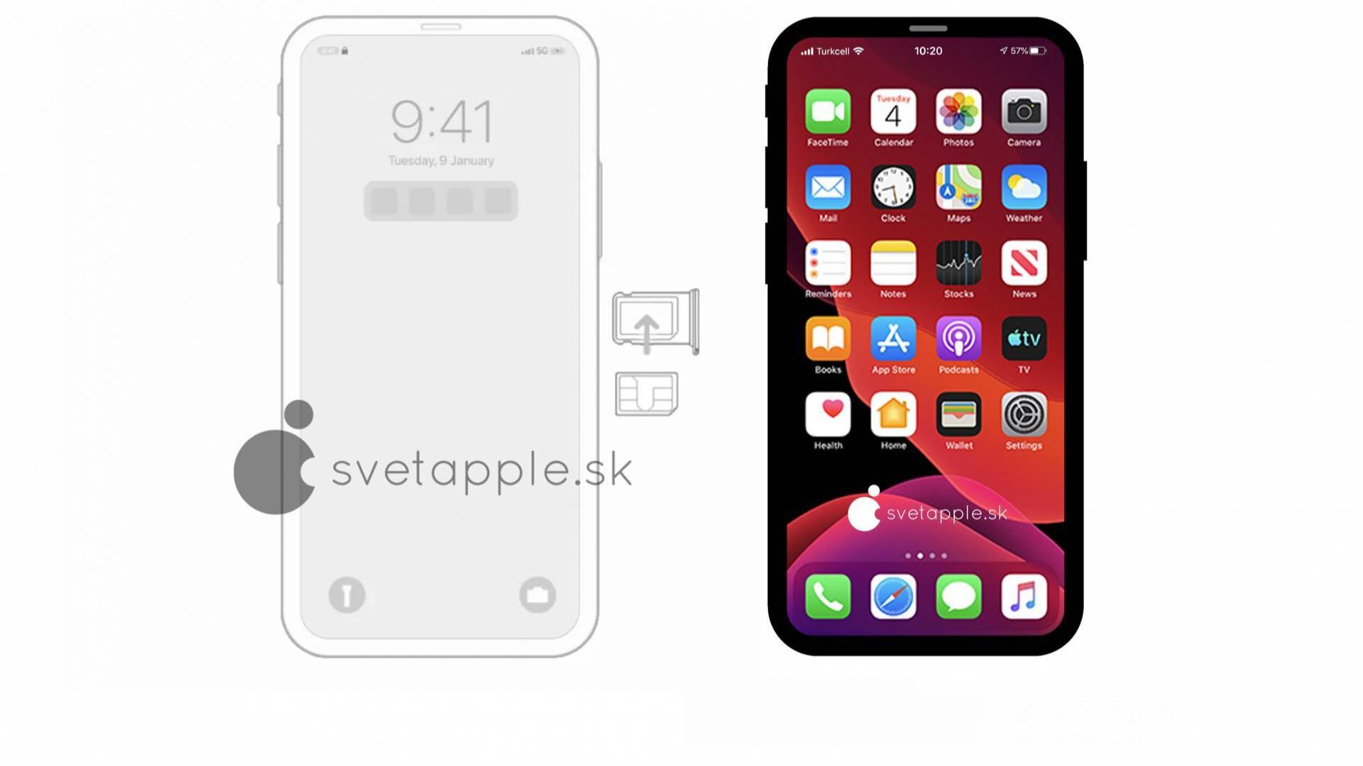 「科技V报」苹果iPhone 12 Pro曝光采用无刘海设计;疑似荣耀30 Pro真机现身地铁