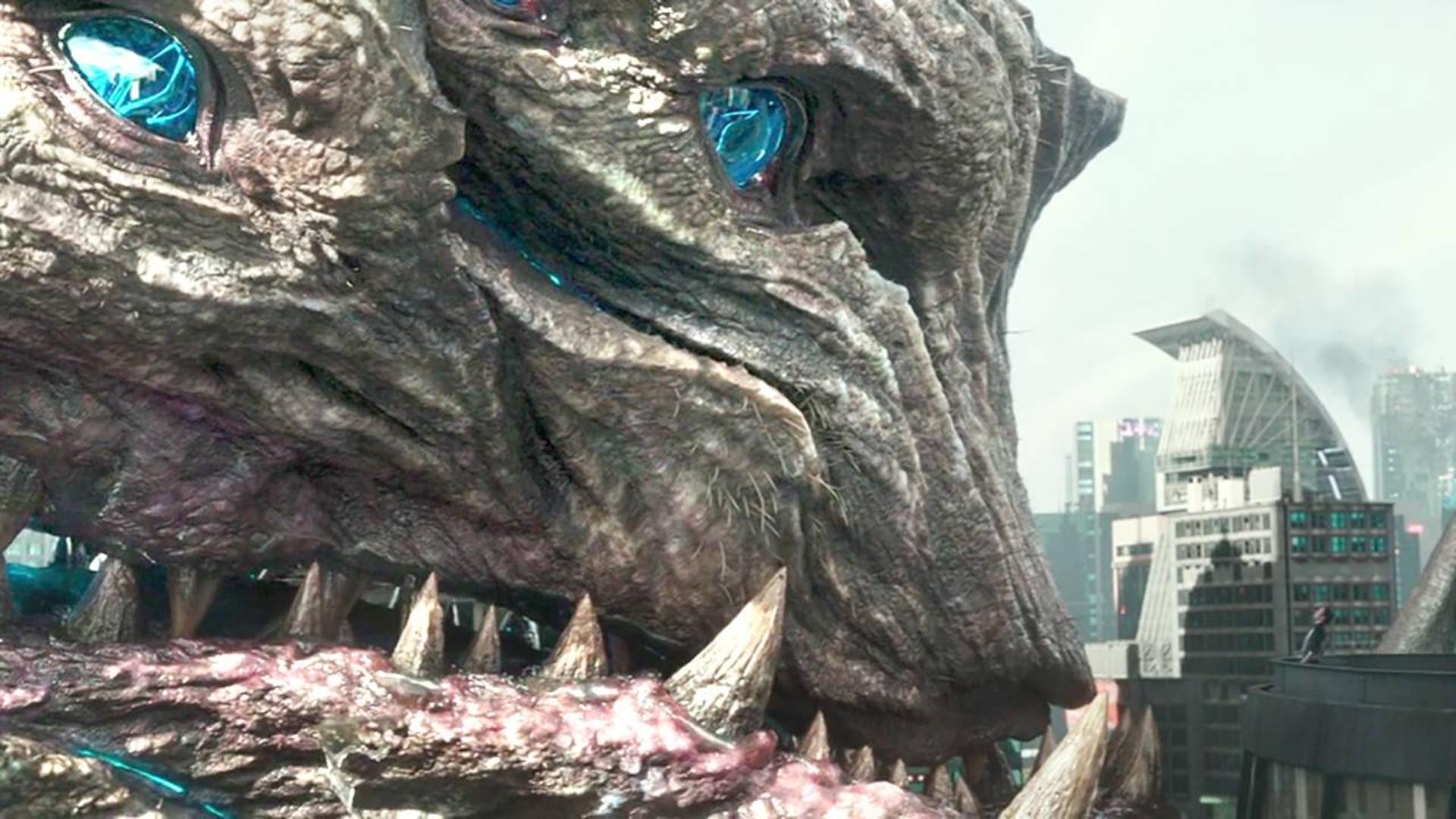 男子计划了10年,将3只异次元怪兽,混合成了一只超级怪物!速看科幻电影《环太平洋:雷霆再起》