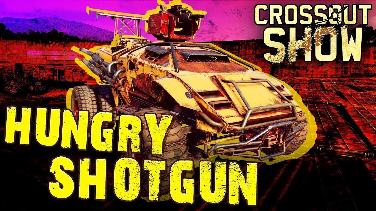【熟肉】创世战车秀:饥饿的霰弹枪