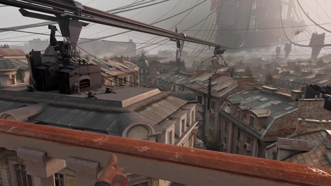 半衰期:爱莉克斯VR游戏流程攻略半条命公司新作抢先体验1