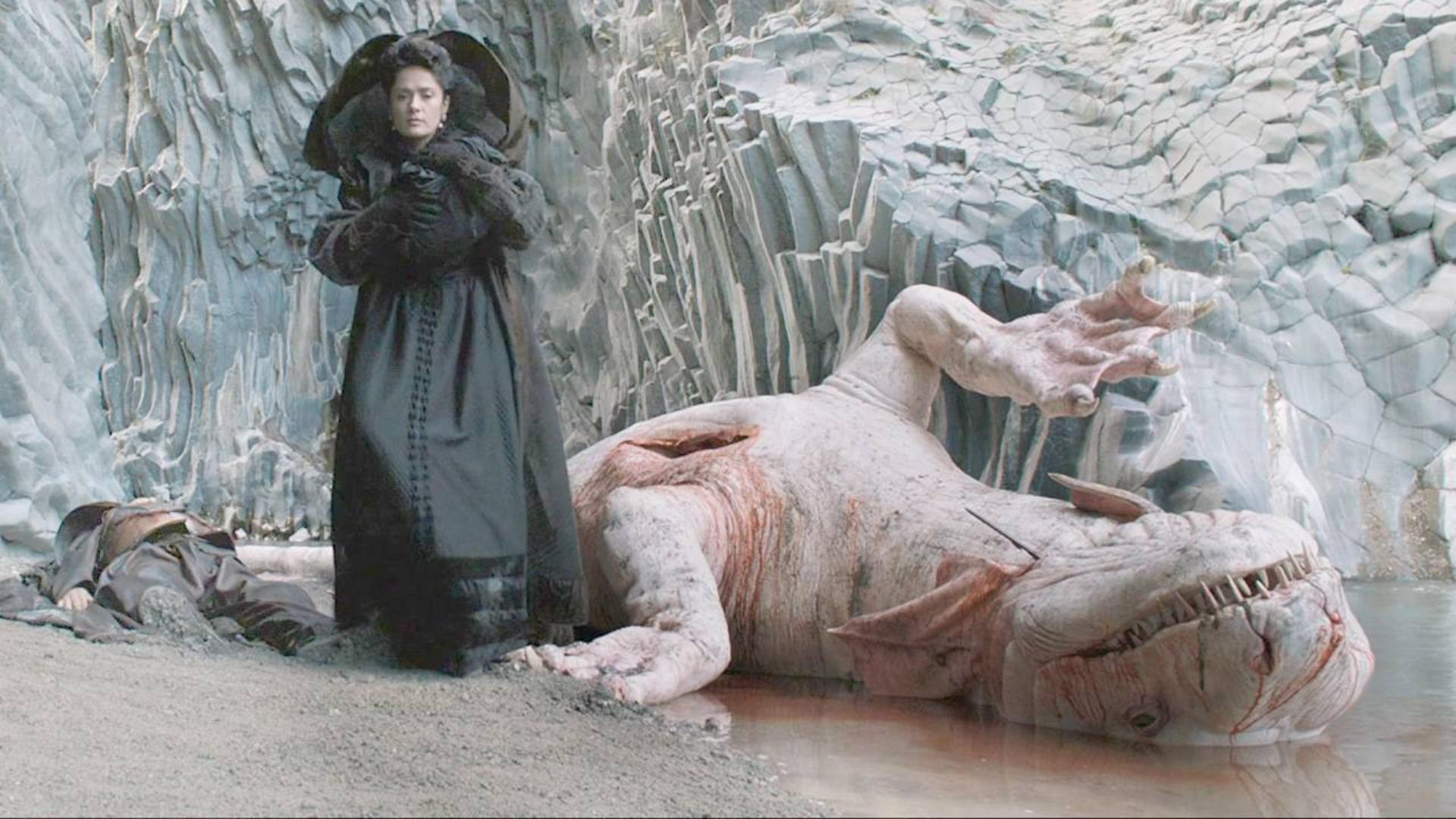 女王为了怀孕,吃下海怪的心脏,可生下的王子却异于常人!速看奇幻电影《故事的故事:海怪的心脏》