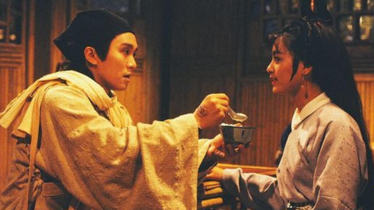 【奥雷】星爷主演的第一部电影 黑心术士以他人的性命来增强功力 简直禽兽不如《阴阳界》