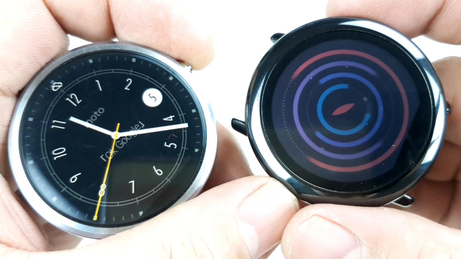 拆解智能手表,Moto360和小米,到底谁家的孩子更优秀?
