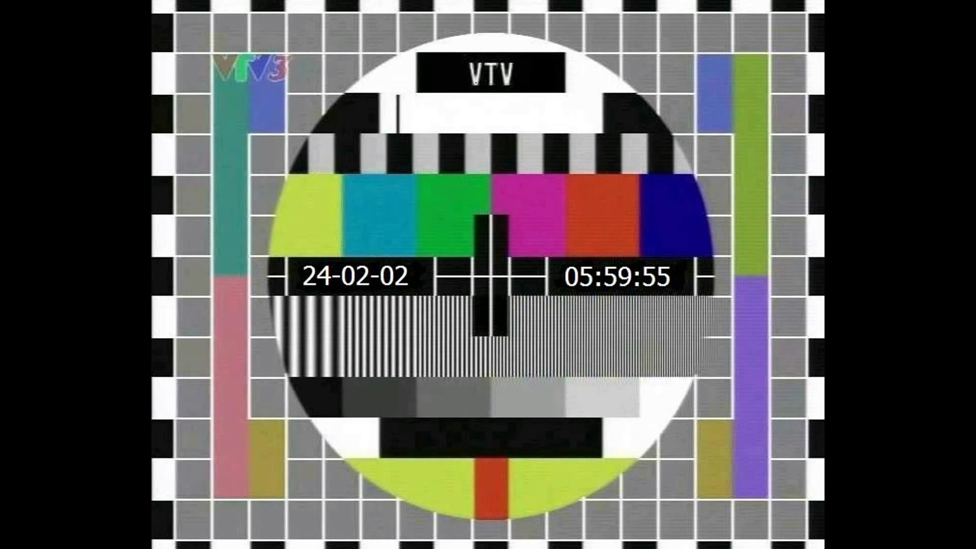 【越南电视/放送文化】越南电视台VTV3开台(2004.02/06)