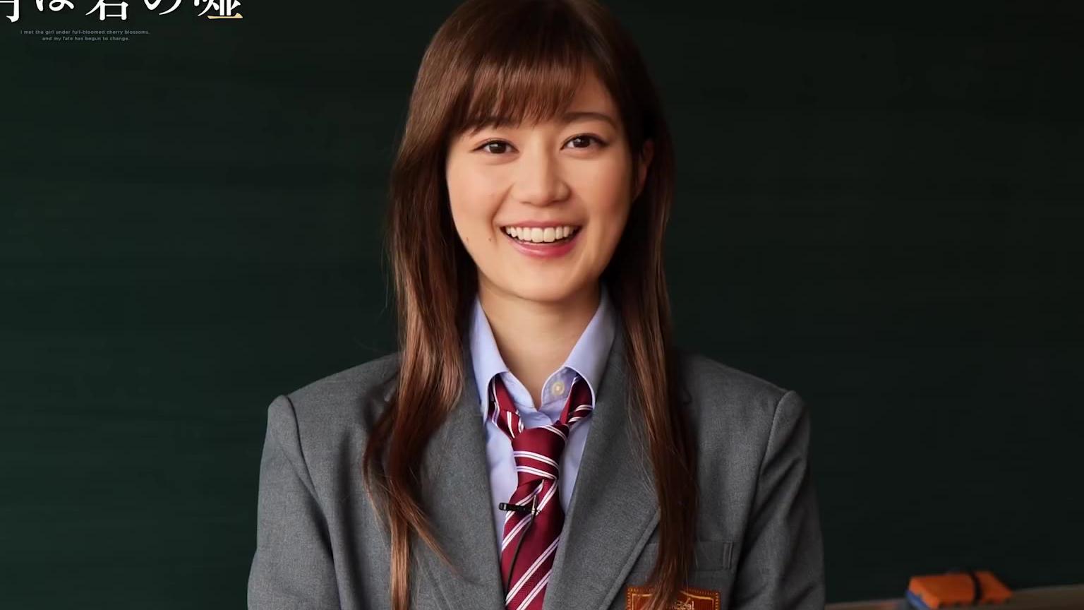 『四月は君の嘘』コメント映像/生田絵梨花
