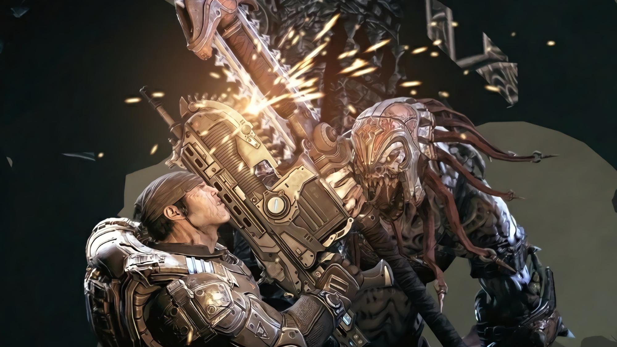 【达奇】当最后的堡垒即将沦陷,人类将作何选择?战争机器剧情