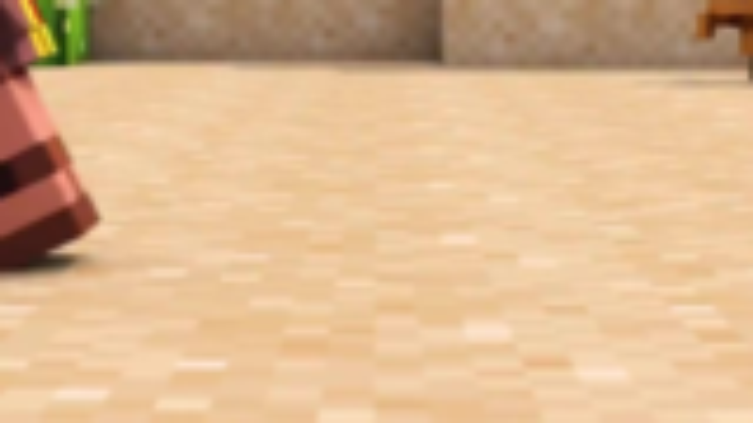 【Minecraft动画】羊驼与流浪商人的故事【Alien Being】【搬运】