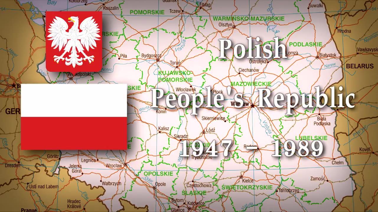 【国歌の历史】波兰