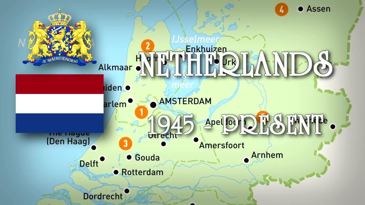 【国歌の历史】尼德兰(荷兰)