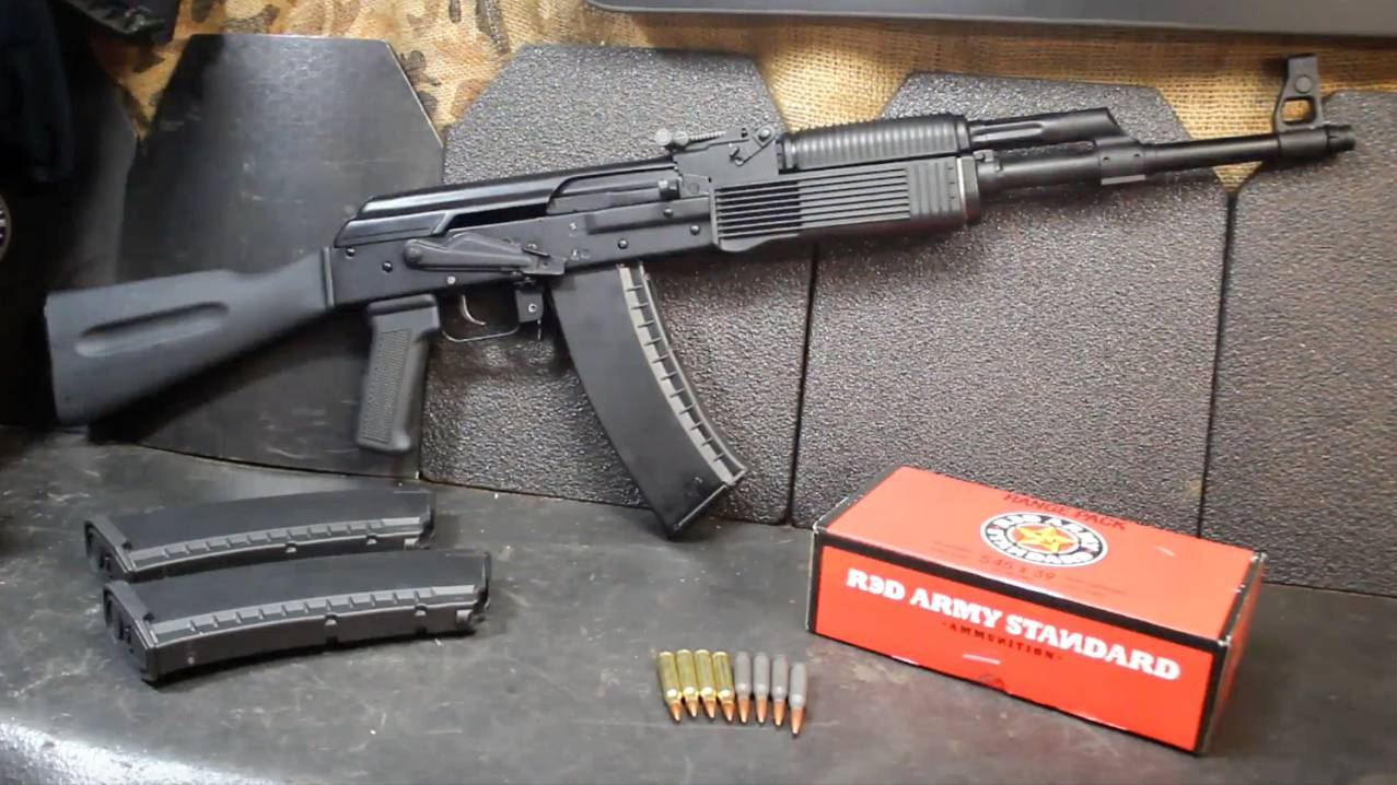 【Sootch00】Molot Vepr AK-74步枪评测
