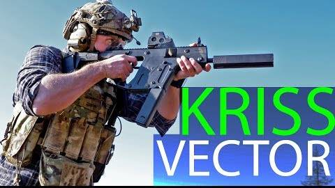 中文字幕【Garand Thumb】The Kriss Vector 测评