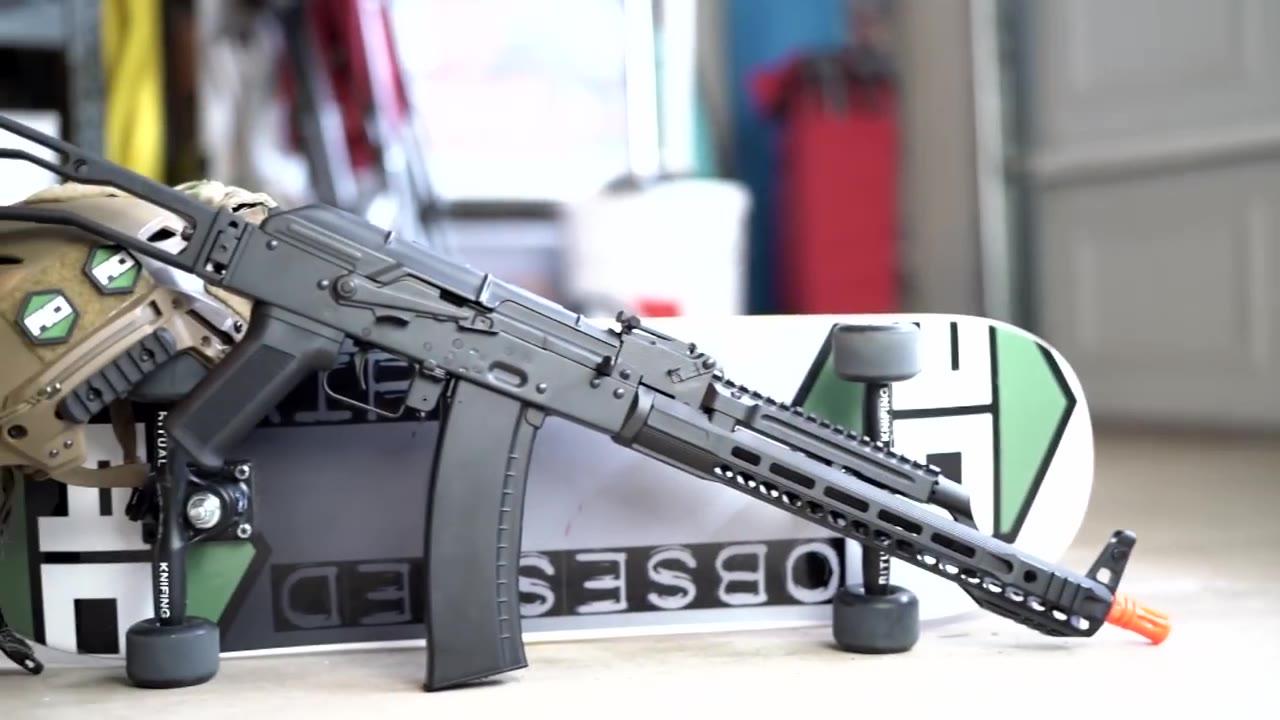 【AK47评测】AK47 SLR系列