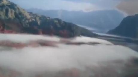 祖国山水恍如天堂