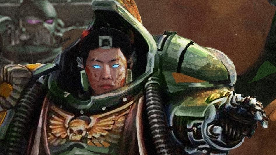 【平远说】史上最屑星际战士——人民之子战团人物志(新中国特色战锤同人)
