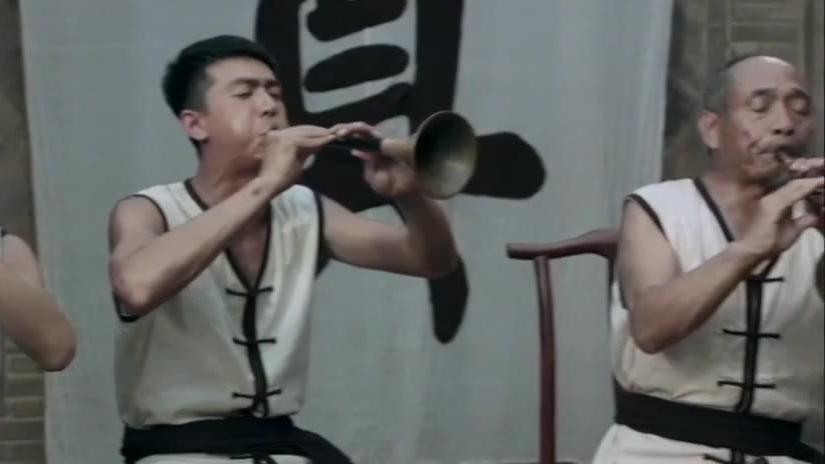 《百鸟朝凤》唢呐艺人的信念与坚守,看哭了多少老一辈传统艺人