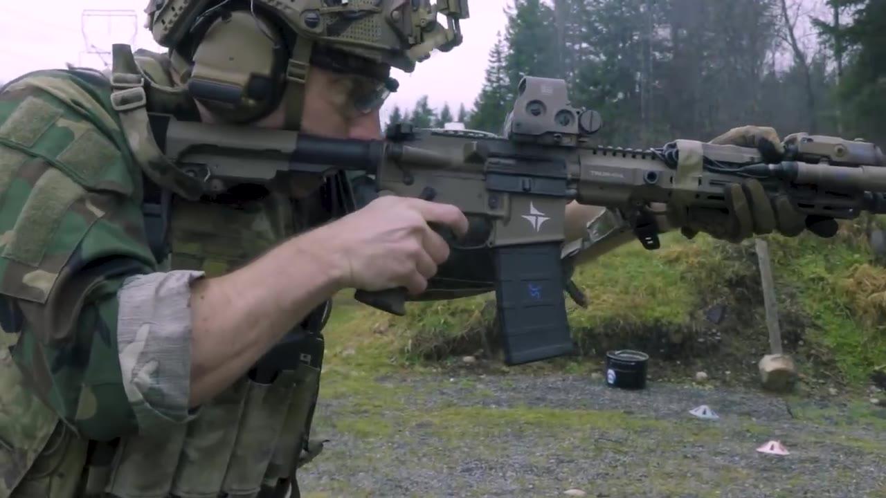 【Garand Thumb评测】TSR-15S