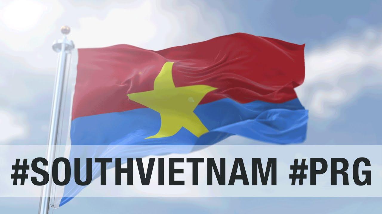 越南南方共和国(1969-1976) 国旗国歌