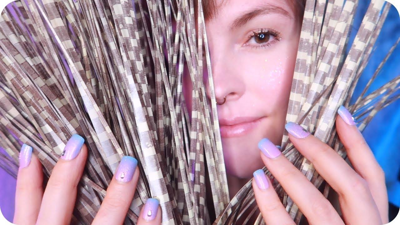 【眠音】Caroline  Relax +蓬松的麦克风/不可思议的触发音