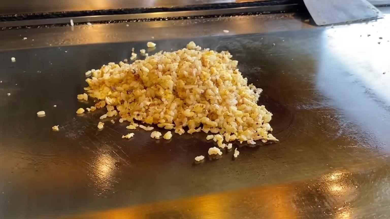 日式蛋炒饭