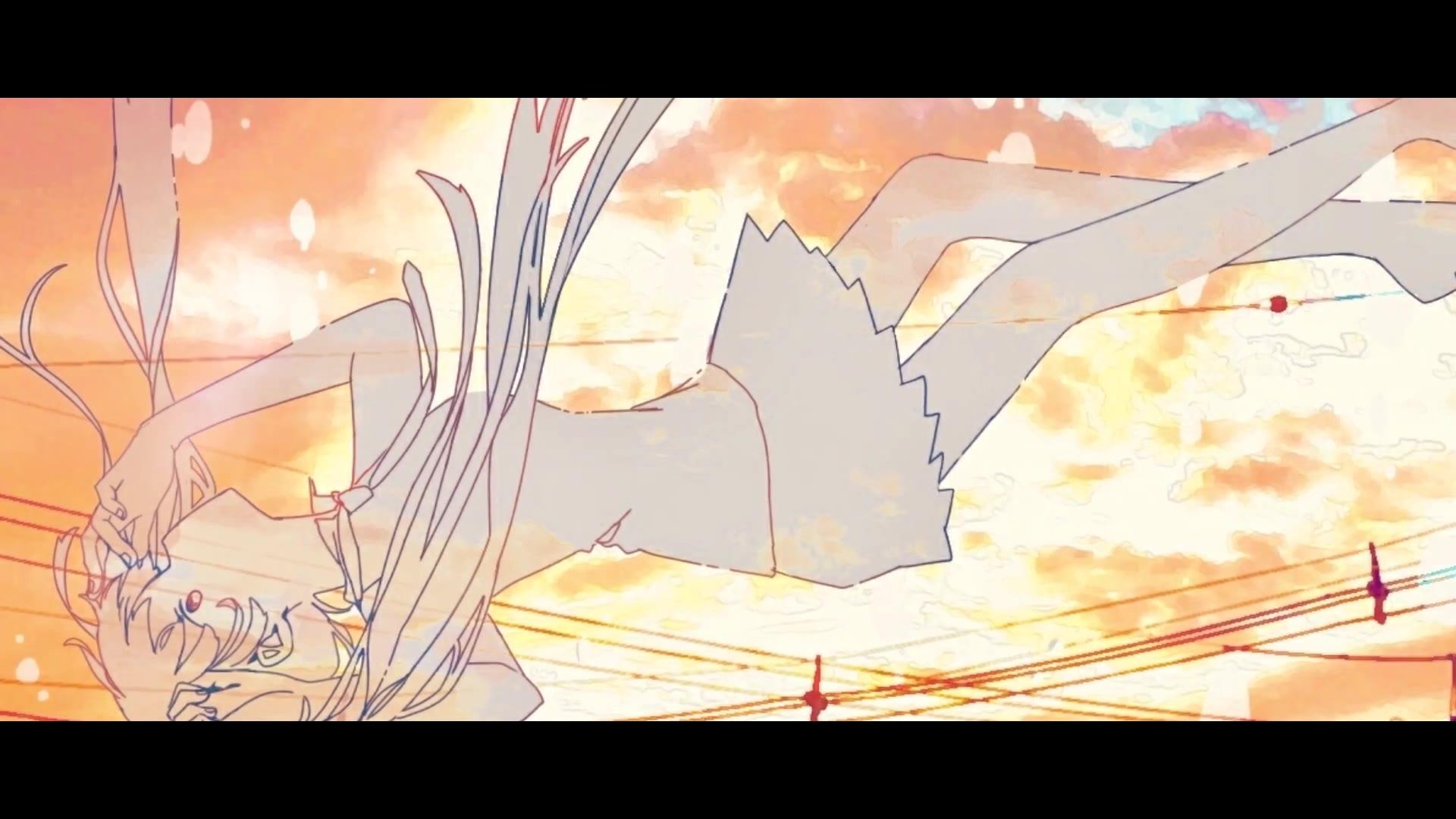 【初音ミク】オレンジの風景【オリジナル】
