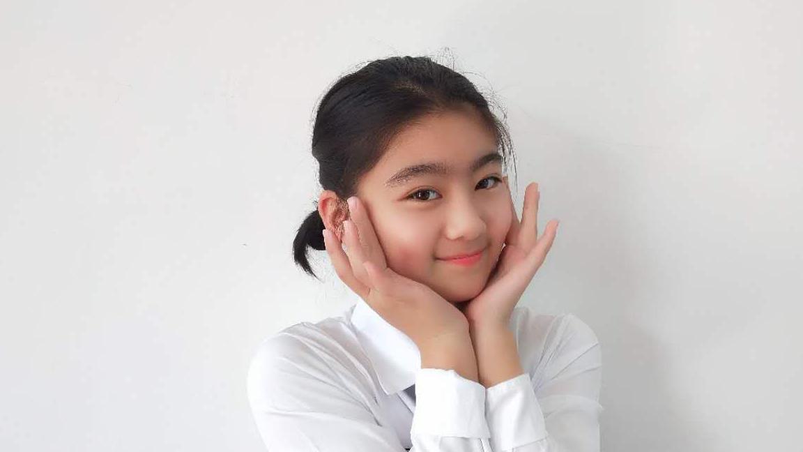 【小米粥】书记舞12岁小萝莉